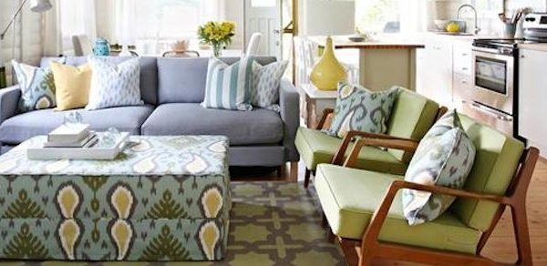 Fresh Ways to Achieve Summer Show Home Style